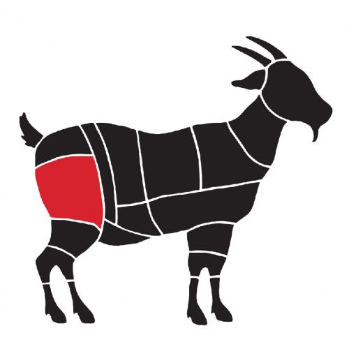 Pastramă de capră afumată